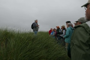 Lecture on the dunes
